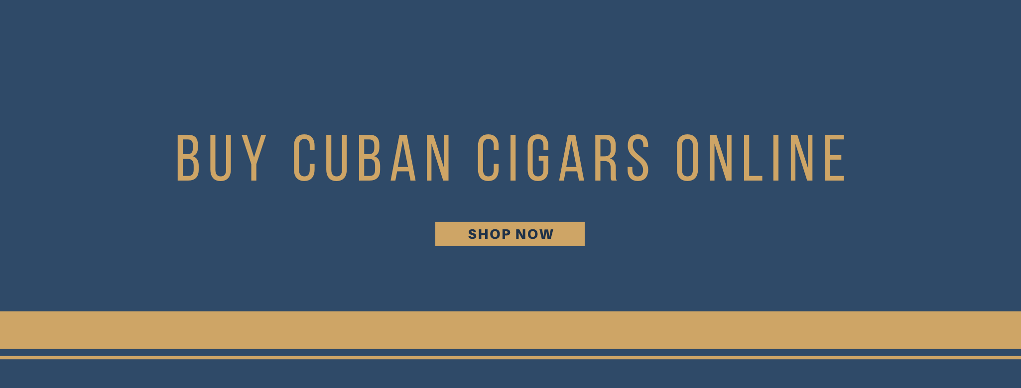 buy cuban cigars banner