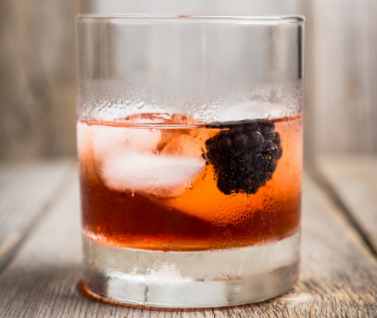 A New Old Fashioned drink