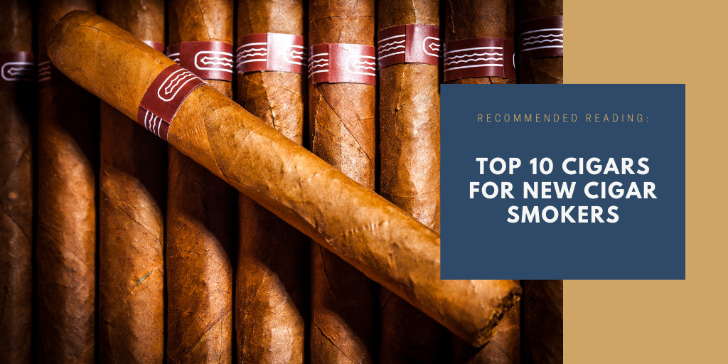Top 10 cigars for new cigar smokers