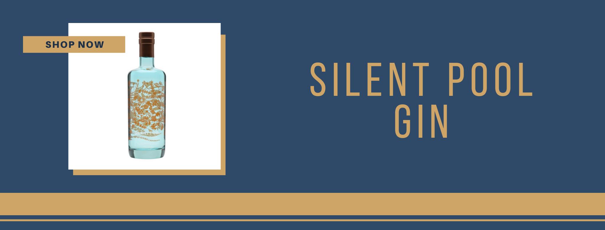 Buy Silent Pool gin online