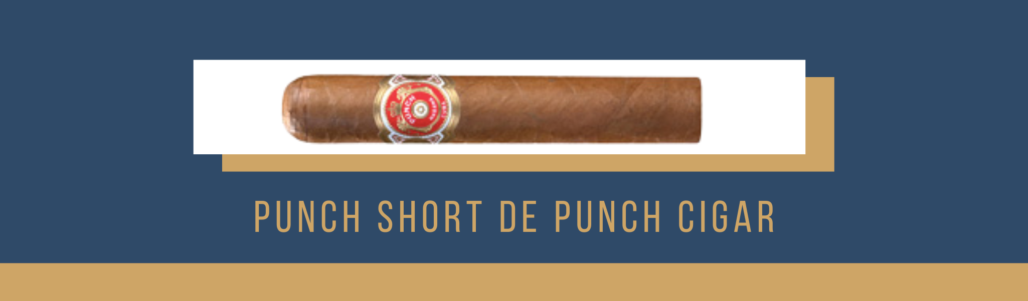 Buy the Punch Short de Punch cigar now