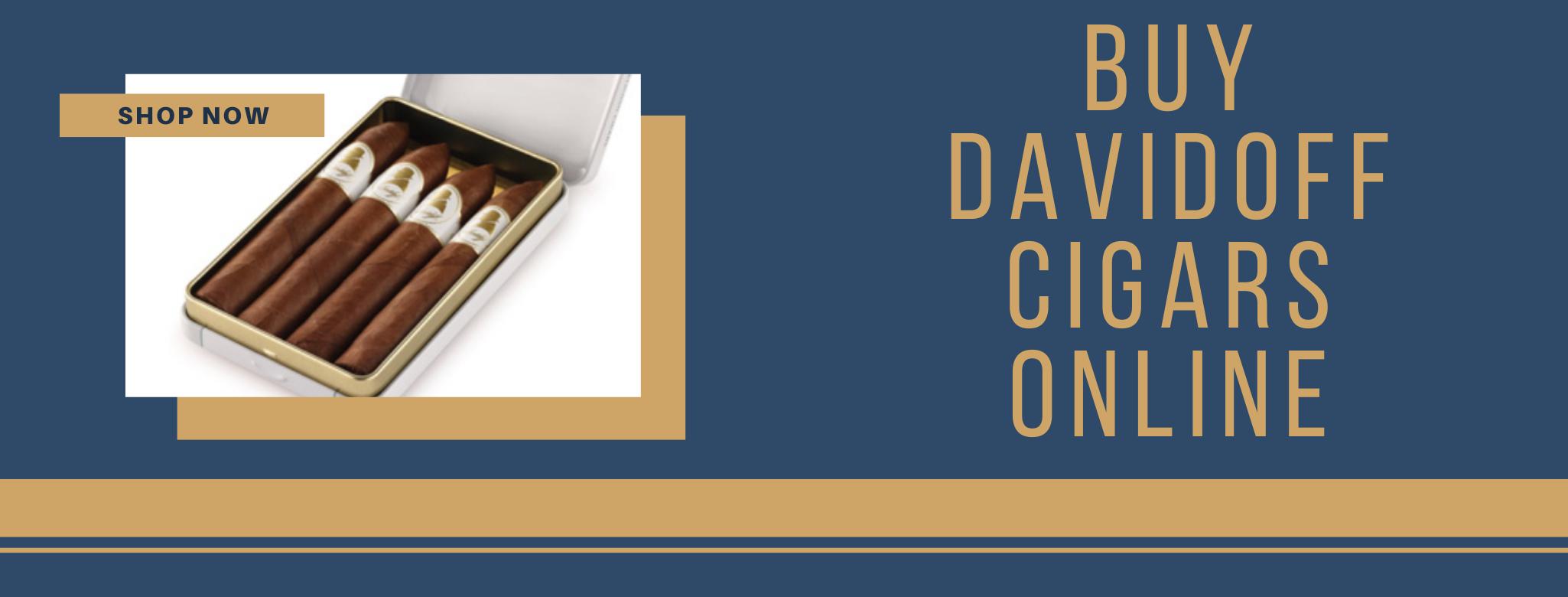 buy Davidoff cigars online
