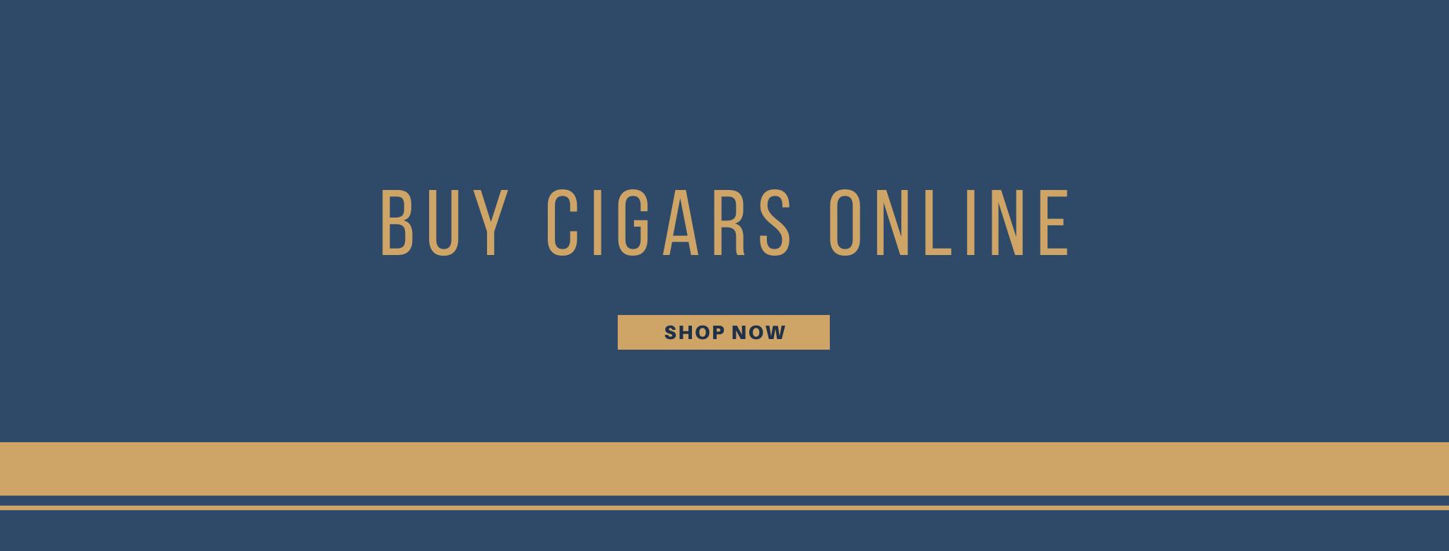 Buy cigars online