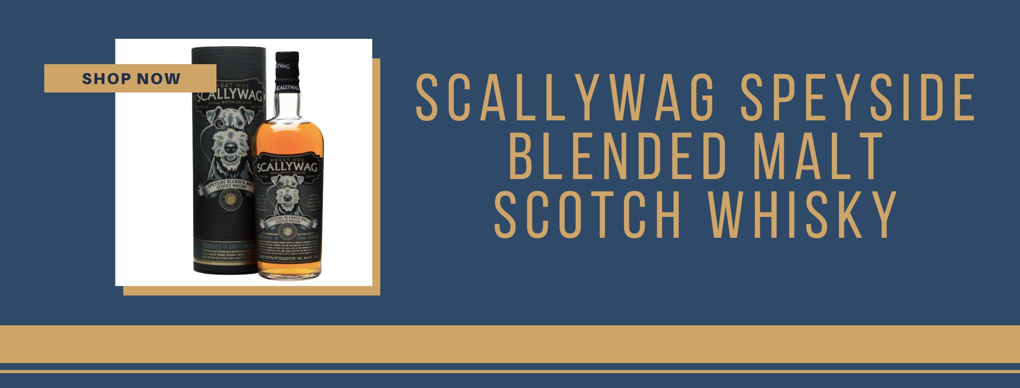Buy Scallywag Speyside Blended Malt Scotch Whisky
