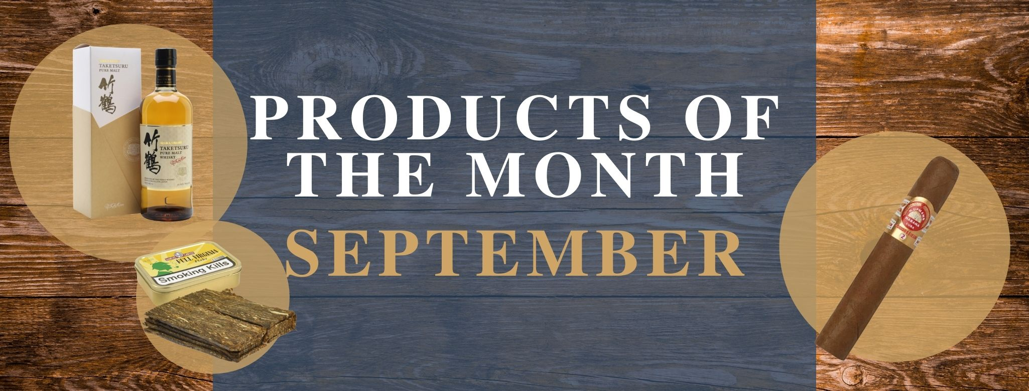 Products of the Month for September