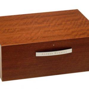 Dunhill Makore Humidor- 50 cigar Humidor