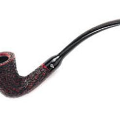 Peterson Calabash Pipe - Rustic