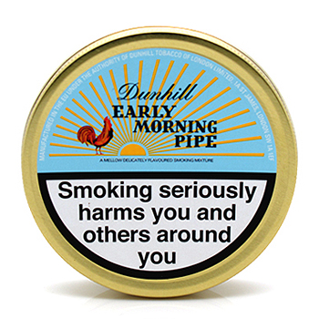 Dunhill Early Morning Mixture Pipe Tobacco 50g