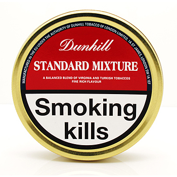 Dunhill Standard Mixture Pipe Tobacco 50g