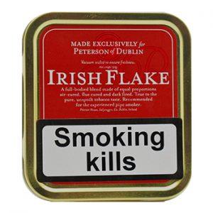 Peterson Irish Flake Pipe Tobacco