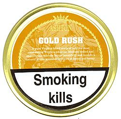 Ashton Gold Rush Pipe Tobacco 50g tin